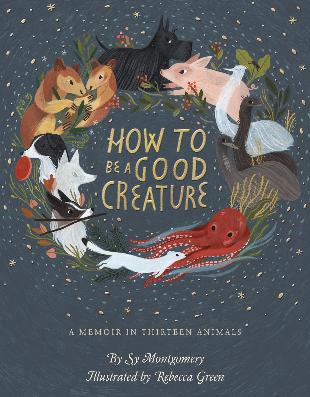 How to be a Good Creature cover