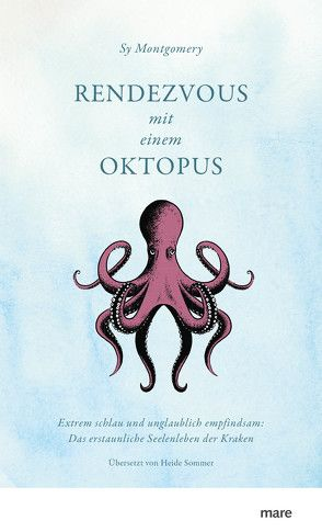 The Soul of an Octopus is a bestseller in Germany