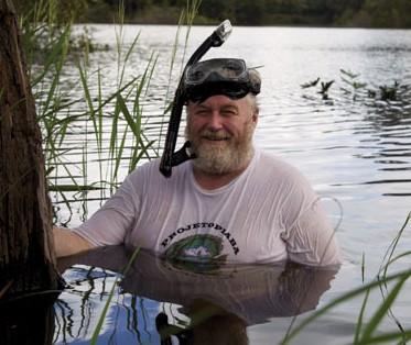 Scott Dowd in the Amazon